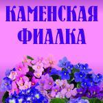 Выставка «Каменская фиалка». Живые цветы