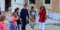 В Каменске-Уральском ГИБДД организовала детям праздник