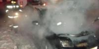 В Каменске-Уральском подожгли вторую машину за неделю