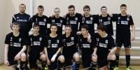 Мини-футбольная команда из Каменска-Уральского стала пятой в России