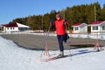 Лыжный сезон в Каменске-Уральском продолжается. Можете сами проверить