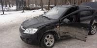 Сегодня утром в ДТП в Каменске-Уральском пострадали водитель и пассажирка Лады