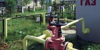 Дома в деревне Беловодье под Каменском-Уральским газифицируют