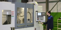 На литейном заводе вступили в эксплуатацию два фрезерных обрабатывающих центра с ЧПУ