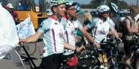 5 июля в Каменске-Уральском побывают участники международного велопробега