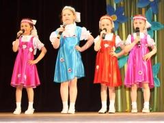 «Звёздочки» Первомая в знаменитом городском конкурсе юных исполнителей эстрадной песни