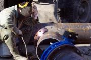 Опрессовки вызвали проблемы с горячей водой в Синарском районе Каменска-Уральского. На сетях выявлено двадцать пять порывов