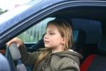 Под Каменском-Уральским задержали… 15-летнюю девушку за рулем автомобиля