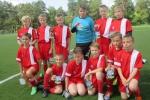 Каменская команда остановилась в шаге от наград регионального этапа международного турнира Детской футбольной лиги