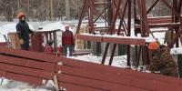 Глава правительства области взял под особый контроль строительство крытого катка в Каменке