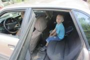В Каменске-Уральском вновь устроили тотальную проверку автомобилей, в которых едут дети. На этот раз во второй половине дня