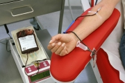 С начала года жители Каменска-Уральского сдали 2600 литров крови