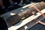 В Каменске-Уральском дали залп из старинной пушки Витуса Беринга