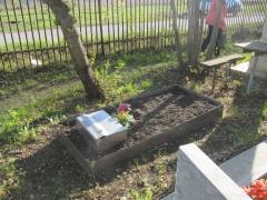 Фотоподробности серийных краж на старом Волковском кладбище в Каменске-Уральском