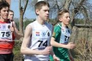Восемь медалей завоевали каменцы на юношеском первенстве области по легкой атлетике