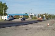 Дорожный ремонт в Каменске-Уральском идет с опережением графика