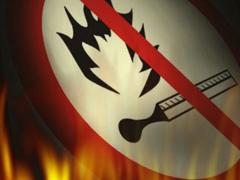С 7 мая в Каменском районе вводится особый противопожарный режим