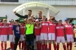Юные футболисты из Каменска выиграли Кубок популярного ведущего телеканала «Матч!» и вышли в финал международного турнира