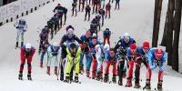 Каменцы успешно выступили на кубке южного и восточного управленческих округов по скиатлону