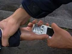 В Каменске-Уральском задержали похитителя телефонов
