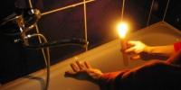 Два дня десяток домов на Трубном будет оставаться без света. Некоторые еще и без воды