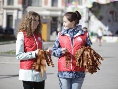 Более сотни каменских школьников станут волонтерам на мероприятиях, посвященных Дню Победы