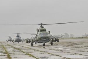 Вертолетчики из Каменска-Уральского вернулись домой с операции, во время которой почти месяц боролись с последствиями вспышки сибирской язвой