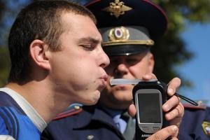 Три дня в Каменске-Уральском усиленно отлавливают пьяных водителей