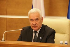 Виктор Якимов официально заявился для участия в выборах в Законодательное собрание по Каменск-Уральскому округу