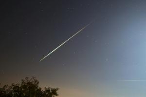 Жители Каменска-Уральского 21 и 22 октября смогут наблюдать метеорный дождь Ориониды