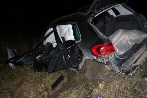 Вчера вечером под Каменском-Уральским в ДТП попали шесть машин. Есть погибший