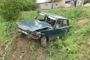 Под Каменском-Уральским произошло ДТП, в котором пострадал 64-летний водитель