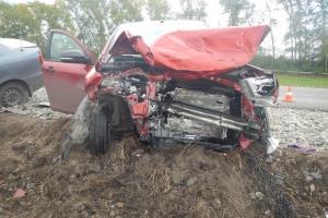 В Каменске-Уральском продолжают искать свидетелей ДТП, в результате которого погибла пассажирка