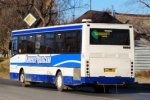 Вчера едва не сгорел рейсовый автобус, который ехал из Каменска-Уральского в Екатеринбург