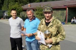 Каменские стражи порядка выиграли турнир по летнему биатлону среди сотрудников силовых структур региона