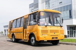 Для двух каменских школ приобретут автобусы за счет федерального бюджета