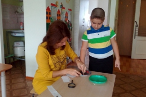 Детсадовцы в Каменске-Уральском занялись дактилоскопией