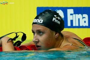 Федерация плавания региона официально утвердила, что Дарья Устинов из Каменска-Уральского является обладателем восьми рекордов области