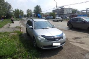 Сегодня в Каменске-Уральском на пешеходном переходе в ДТП пострадала 8-летняя девочка