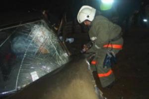 В субботу вечером под Каменском-Уральским в ДТП попали брат и сестра из Екатеринбурга.