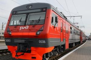 В пятницу одна из электричек, курсирующая из Каменска-Уральского в Екатеринбург, изменит расписание