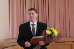Начальник управления культуры Каменска-Уральского Юрий Гаргуль ушел на пенсию
