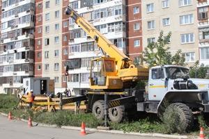 Ремонт газопровода в Каменске-Уральском идет с опережением графика