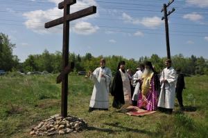 Временный храм у Ивановского кладбища в Каменске-Уральском установят весной следующего года