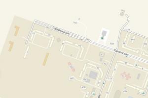 Почти 60 миллионов потратят на первый этап строительства улицы Каменская в микрорайоне Южный