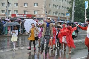 Итоги карнавала 2016 года в Каменске-Уральском. Лучшими стали Мистер Фёрст и Соловей-разбойник