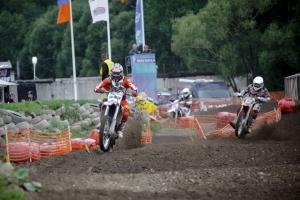 Мотогонщики из Каменска-Уральского успешно выступили на очередном этапе чемпионата России по суперкроссу