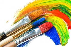 Во время осенних каникул художественная школа №2 организует для всех желающих несколько мастер-классов