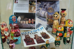 В Каменске-Уральском отрылась уникальная выставка матрёшек