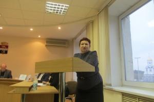 Общественной палате Каменска-Уральского представили проект бюджета города на 2017 год